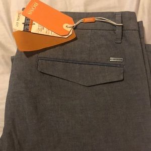 Hugo boss slim fit